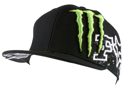 BONE NEW ERA - MONSTER ENERGY