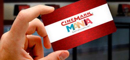CARTÃO CINEMARK MANIA - PROGRAMA DE BENEFÍCIOS DO CINEMARK