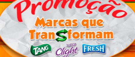 PROMOÇÃO MARCAS QUE TRANSFORMAM - WWW.MARCASQUETRANSFORMAM.COM.BR