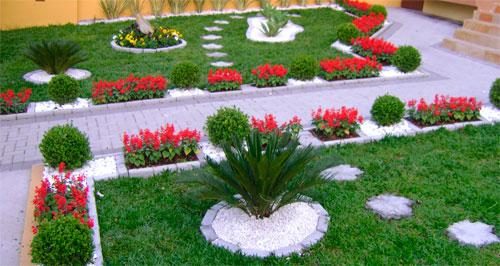 decorar um jardim : decorar um jardim: Casa & Decoração > DECORAÇÃO DE JARDIM – COMO DECORAR O JARDIM