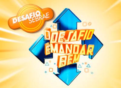 DESAFIO SEBRAE 2012,  INSCRIÇÕES - WWW.DESAFIO.SEBRAE.COM.BR