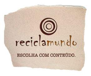 RECICLAMUNDO - LOJA DE ARTESANATO - WWW.RECICLAMUNDO.COM.BR