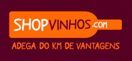 SHOPVINHOS - ADEGA DO KM DE VANTAGENS - WWW.SHOPVINHOS.COM.BR
