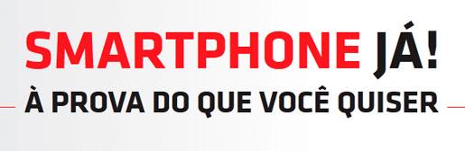 WWW.DESAFIOMOTOROLA.COM.BR - PROMOÇÃO SMARTPHONE JÁ, À PROVA DO QUE VOCÊ QUISER