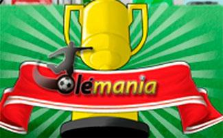 WWW.OLEMANIA.NET - CLUBE DE FUTEBOL - JOGO OLÉ MANIA