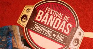 PROMOÇÃO FESTIVAL DE BANDAS SHOPPING ABC