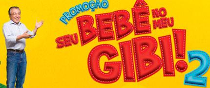 PROMOÇÃO TURMA DA MÔNICA 2012 - WWW.SEUBEBENOMEUGIBI2.COM.BR