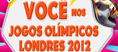 PROMOÇÃO YOKITOS VOCÊ NOS JOGOS OLÍMPICOS LONDRES 2012 - WWW.DOW.COM/PROMO