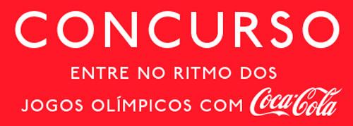 RITMODELONDRES.COCACOLA.COM.BR - CONCURSO ENTRE NO RITMO DOS JOGOS OLÍMPICOS COM COCA-COLA