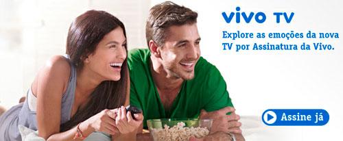 VIVO TV - TV POR ASSINATURA - WWW.VIVOTV.COM.BR