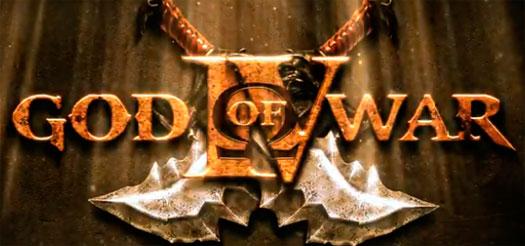 GOD OF WAR 4 - GAME PARA PLAYSTATION 3, TRAILER, LANÇAMENTO