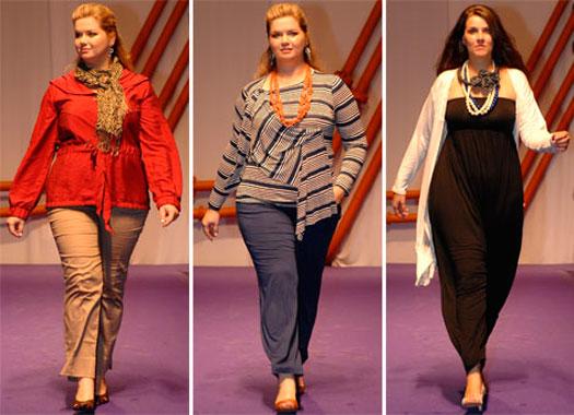 Осенняя Одежда Для Полных Девушек Фото