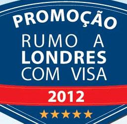 PROMOÇÃO BANCO RENDIMENTO RUMO A LONDRES COM VISA 2012