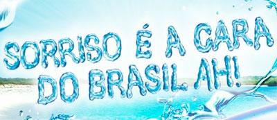 PROMOÇÃO SORRISO É A CARA DO BRASIL - WWW.PROMOCAOSORRISO.COM