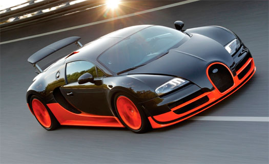 Bugatti Veyron SuperSports