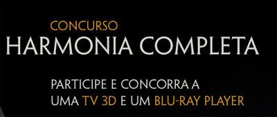 CONCURSO CULTURAL HARMONIA COMPLETA - WWW.MARCUSJAMES.COM.BR
