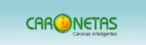 WWW.CARONETAS.COM.BR - SITE DE CARONAS - CORONETAS