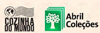 WWW.COZINHADOMUNDO.COM.BR - COLEÇÃO COZINHA DO MUNDO - EDITORA ABRIL COLEÇÕES