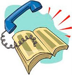 CONSULTA A LISTA TELEFÔNICA 102