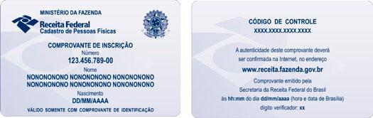 INSCRIÇÃO CPF INTERNET - COMO FAZER O CPF PELA INTERNET