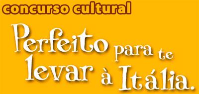 WWW.PERFEITOPARA.COM.BR - PROMOÇÃO CAFÉ 3 CORAÇÕES PERFEITO PARA TE LEVAR À ITÁLIA