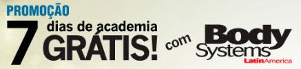 WWW.KELLNESS.COM.BR - PROMOÇÃO 7 DIAS DE ACADEMIA GRÁTIS COM BODY SYSTEMS