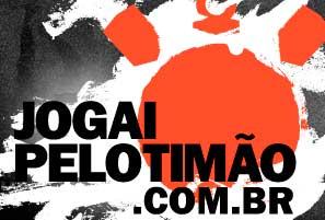 WWW.JOGAIPELOTIMAO.COM.BR - PROMOÇÃO JOGAI PELO TIMÃO - NETSHOES & SHOPTIMÃO