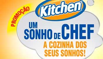WWW.PROMOCAOKITCHEN.COM.BR - PROMOÇÃO KITCHEN UM SONHO DE CHEF