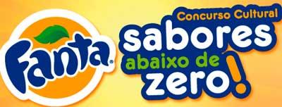 WWW.SABORESABAIXODEZERO.COM.BR - PROMOÇÃO FANTA SABORES ABAIXO DE ZERO