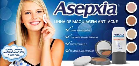 MAQUIAGEM ASEPXIA - PREÇO, FUNCIONA? - WWW.ASEPXIA.COM.BR
