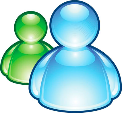 O FIM DO MSN - MICROSOFT CONFIRMA O FIM DO MSN MESSENGER PARA O ÍNICIO DE 2013