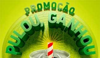 PROMOÇÃO PULOU, GANHOU - GUARANÁ ANTARCTICA