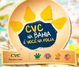 CARNAVAL EM SALVADOR, BAHIA CVC 2013 - PACOTES DE VIAGENS