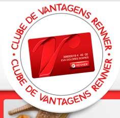 WWW.CLUBEDEVANTAGENSRENNER.COM.BR - CLUBE DE VANTAGENS RENNER