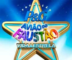 PROMOÇÃO AVIÃO DO FAUSTÃO 2013 - VIDA DE ESTRELA - CADASTRAR CUPONS
