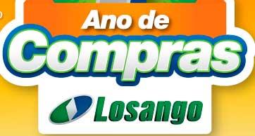 WWW.LOSANGO.COM.BR/1ANODECOMPRAS - PROMOÇÃO 1 ANO DE COMPRAS LOSANGO