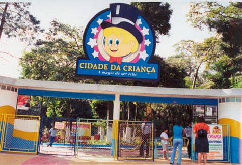 CIDADE DA CRIANÇA - OPÇÃO BARATA PARA DIVERTIR AS CRIANÇAS NAS FÉRIAS