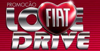 LOVEDRIVE.FIAT.COM.BR - PROMOÇÃO FIAT 2013 LOVE DRIVE