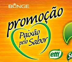 WWW.PAIXAOPELOSABOR.COM.BR - PROMOÇÃO PAIXÃO PELO SABOR - ETTI SALSARETTI