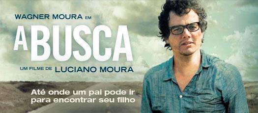 FILME A BUSCA - SINOPSE - COM WAGNER MOURA