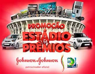 WWW.ESTADIODEPREMIOS.COM.BR - PROMOÇÃO ESTÁDIO DE PRÊMIOS JOHNSON & JOHNSON