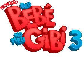 WWW.SEUBEBENOMEUGIBI.COM.BR - PROMOÇÃO TURMA DA MÔNICA 2013 SEU BEBÊ NO MEU GIBI 3