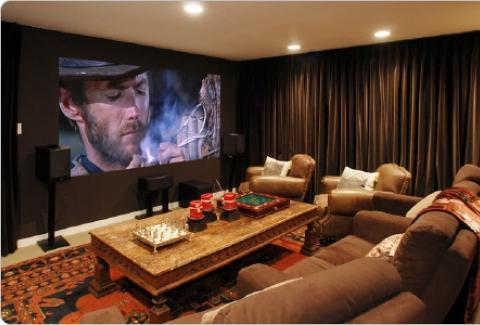 SALA DE TV - COMO MONTAR UM HOME THEATER