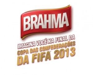 PROMOCAO IMAGINA VOCE NA FINAL DA COPA DAS CONFEDERACOES DA FIFA 2013 - BRAHMA