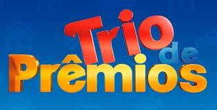 PROMOÇÃO TRIO DE PRÊMIOS MAGAZINE LUIZA - WWW.MAGAZINELUIZA.COM.BR/TRIODEPREMIOS