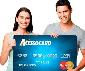 WWW.ACESSOCARD.COM.BR - CARTÃO PRÉ-PAGO MASTERCARD - ACESSO CARD