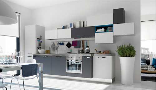 Cozinhas planejadas modernas fotos for Interiores de caravanas reformadas