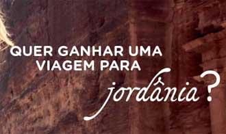 PROMOÇÃO GANHE UMA VIAGEM PARA JORDÂNIA - MOB