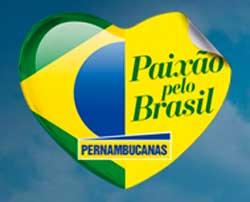 PROMOÇÃO PAIXÃO PELO BRASIL LOJAS PERNAMBUCANAS