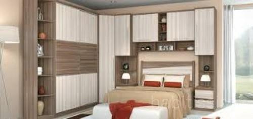QUARTO DE CASAL PLANEJADO FOTOS, DICAS ~ Quarto Planejado Casal Apartamento Pequeno
